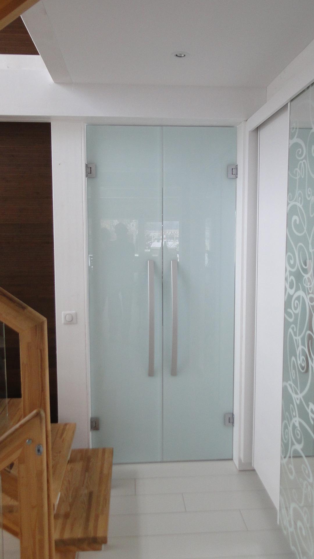 aménagements intérieur verre
